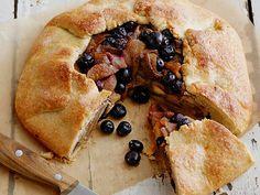 Alton Brown's No Pan Pear Pie  #ThanksgivingFeast #Thanksgiving #Dessert