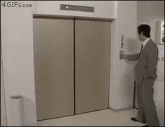 Et si on évitait l'ascenseur pour prendre les escaliers ? ;)