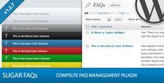 Shopping Sugar FAQs - WordPress FAQ Management Plugintoday price drop and special promotion. Get The best buy