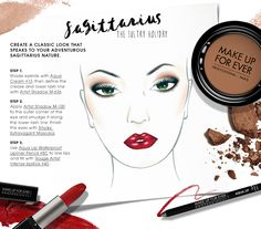 HAPPY BIRTHDAY SAGITTARIUS! Create a classic look that speaks to your…