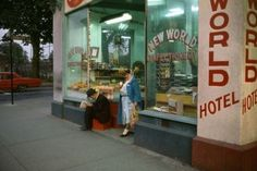 New World Confectionery