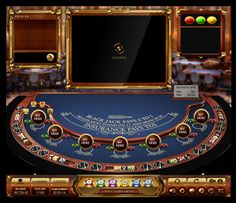 Casino Game Interface