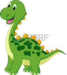 Illustration of Cute dinosaur cartoon vector art, clipart and stock vectors. Cartoon Posters, Cartoon Images, Cute Cartoon, Cartoon Dinosaur, Cute Dinosaur, Dinosaur Tattoos, Dinosaur Pictures, Dinosaur Crafts, Baby Dinosaurs