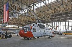US Coast Guard Sikorsky HH-3F Pelican at H.A.R.P. — photo by Joe May