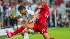 New York - Zum Abschluss der Marketing-Reise durch die USA trifft der FC Bayern München in New York auf Real Madrid. So sehen Sie die Partie live im TV und im Live-Stream.