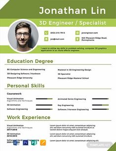 FREE Resume for Software Engineer Fresher Template - Word (DOC) | PSD | InDesign | Apple (MAC) Apple (MAC) Pages | Publisher | Illustrator | Template.net Engineering Resume Templates, Teacher Resume Template, Modern Resume Template, Resume Template Free, Templates Free, Free Resume, Resume Help, Infographic Resume Template, Resume Software