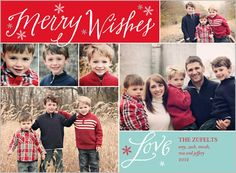 Flurry Of Merriment 6x8 Stationery Card by Petite Lemon | Shutterfly
