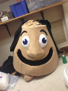 Shrek the Musical costume