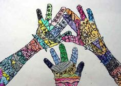 Team Building.  Have each student trace their hand on a piece of paper.  Have them go around the classroom and in each finger other students put something that makes this person unique or what they like about this person.  In the middle put something you like about yourself.  Have students decorate their hands and make a collage of them for your room.