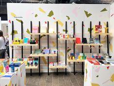 Good morning Design Junction! Can we keep our pop up shop forever please? #designjunction #popupshop @l_d_f_official