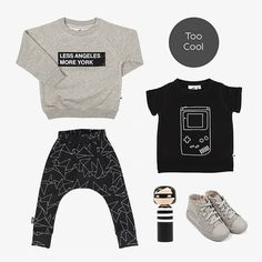 Too Cool Baby Outfits, Baby Online, Kind Mode, Kids Fashion, Cool Stuff, Clothing, Shopping, Baby Coming Home Outfit, Outfits