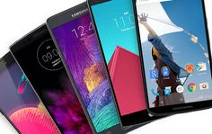 TOP 10 SmartPhones Android 2015 Gama Alta http://okandroid.net