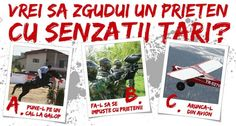 Senzatii tari la pachet!  http://originalo.ro/sport-si-aventura