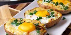 Her Halini Ayıla Bayıla Yediğimiz Patates ile Yapılabilecek 13 Yeni Kahvaltılık Öneri