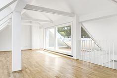 Dachgeschossausbau Frankfurt