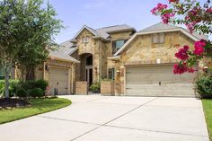 Executive Rental Hone 28106 Yellow Cornerstone Drive Katy TX 77494