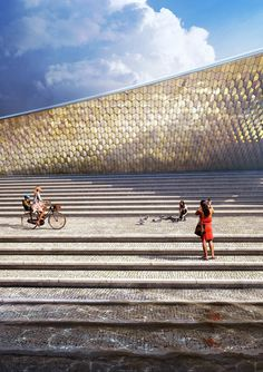 MAAT - Lisbon; by AL_A Architects, London
