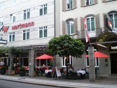 Winterthur hotel in Switzerland