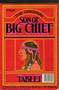 Big chief tablets ...I would tape sheets together and lay the giant sheet out on the floor and draw floor plans.