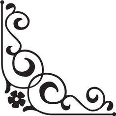 Embellishments > Ornamentals Stencil Patterns, Stencil Art, Arabesque, Boarders And Frames, Free Stencils, Mirror Tiles, Digi Stamps, Dremel, Craft Gifts