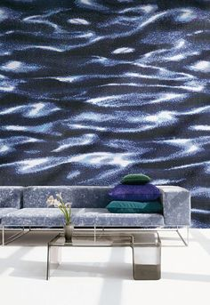 Tord Boontje  - Bisazza glass mosaic wall decorations
