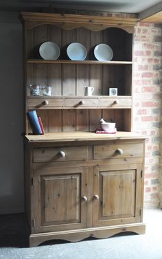 Refurbished Solid Pine Dresser