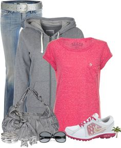 """Nothing But Comfy:)"" by cindycook10 on Polyvore"