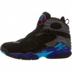 adb2f36170e129 Pre-owned Nike Air Jordan 8 Retro Sneakers ( 245) ❤ liked on Polyvore