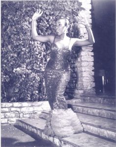 Celia Cruz - Cuba 1950's