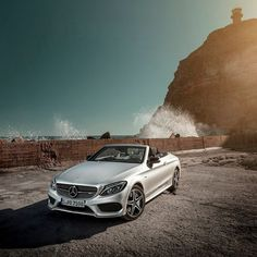 #importacaocarro - Pro Imports Motors importação de veículos para todo o Brasil - Causing ripples: The Mercedes-AMG C 43 Cabriolet.…