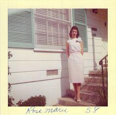 Mode Vintage, Vintage Girls, Vintage Love, Vintage Colors, Vintage Images, Retro Vintage, Vintage Outfits, Fotografia Retro, 1950s Fashion