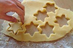 Pasta frolla morbida Pasta, Waffles, Breakfast Recipes, Food And Drink, Sweets, Cookies, Desserts, Free, Vegetarian Food
