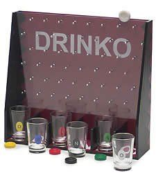 drinking game old fashion i like it! should have this at the nursing home haha!