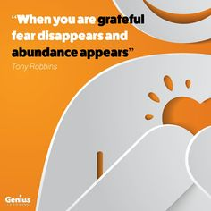 What we focus on we get more of. It's as simple as that. Focusing on things we are grateful for is the first giant steps towards getting more of what we want. Giant Steps, Attitude Of Gratitude, Tony Robbins, Plastic Cutting Board, Grateful, Learning, Simple, Studying, Teaching