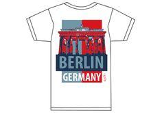 T-Shirt Design für einen Berliner Souvenir Shop .Design: Dominik
