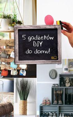5 gadżetów do domu, które zrobisz praktycznie za darmo! - DomPelenPomyslow.pl