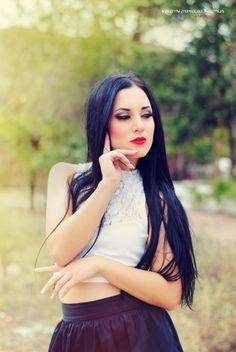 photography colours emotive fashion black hair woman beautiful style make up konstantopoulou xristina κωνσταντοπούλου χριστίνα