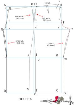 making trousers pattern