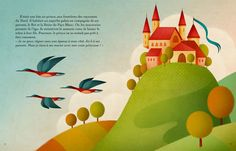 Gaia Bordicchia Illustrations: La princesse au petit pois