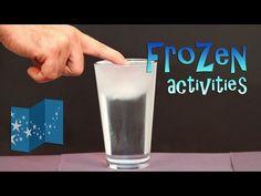 Frozen Activities to Feel Just Like Elsa the Snow Queen