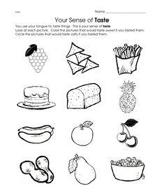 My 5 Senses: Smelling Worksheet Freebie! | montessori | Pinterest ...