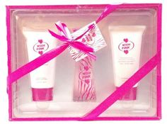 WISH PINK -Our impression of Notre imitation de/VICTORIA SECRET Pink-All My Heart Set of Three- MOISTURIZING BODY LOTION 3.0 FL OZ - LADIES PERFUME 1.7 FL OZ- SHOWER GEL 3 FL OZ by WISH PINK SET OF THREE-BODY LOTION-PERFUME-SHOWER GEL. $15.29. gift set (1 each). body lotion 3 oz.. perfume 1.7 oz.. shower gel 3 oz.. our impression of Victoria's Secret Pink All My Heart