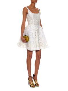 JQ Tivolio jacquard dress | Mary Katrantzou | MATCHESFASHION.COM US