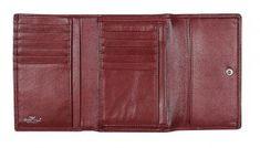 Damengeldbörse Golden Head Polo rot Rind Nappaleder - Bags & more Header, Polo, Rind, Wallet, Bags, Red Color, Pocket Wallet, Handbags, Polos