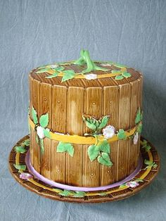 George Jones Majolica cheese dome & stand For Sale | Antiques.com | Classifieds