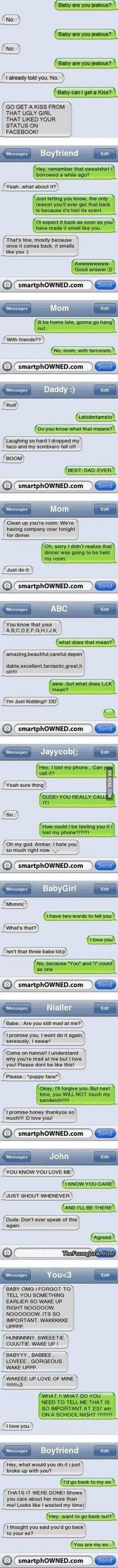 Check out to get some laughs from jokes sms, and funny texts messages. Funny text messages between couples, parents and kids Funny Shit, Funny Posts, Funny Humor, Funny Stuff, Humor Texts, Mom Funny, Funny Life, Haha, Lol Text