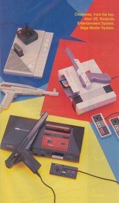 Lay Down Your Guns, Nintendo, Sega & Atari Vintage Video Games, Classic Video Games, Retro Video Games, Vintage Games, Retro Games, Games For Teens, Adult Games, Videogames, Playstation