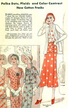 Madeleine Vionnet - Patrons - 1931