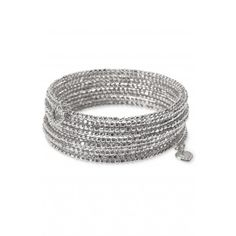 Stella & Dot Bardot Spiral Bangle - I love this bracelet. Great for layering & goes with everything!