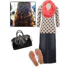 Untitled #24 by jacameco on Polyvore....Apostolic Pentecostal Outfit